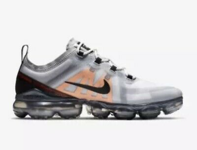 NEW Nike VaporMax 2019 Wolf Grey/Pure Platinum/Black AR6631-006 Men's Size 8.5