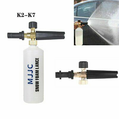 1L Professional Snow Foam Lance High Pressure Foam Gun For Karcher K2-K7