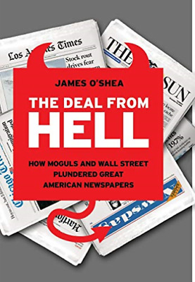 O Shea James-Deal From Hell (US IMPORT) HBOOK NEW