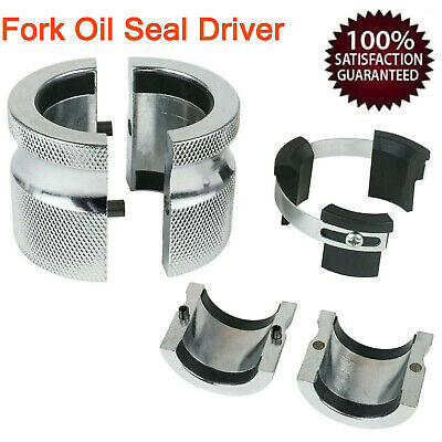 Universal Adjustable Fork Oil Seal Driver Tool For Motorcycle 39mm--50mm Hose