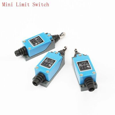 Automatic Reset Fretting Stroke Mini Limit Switch Roller Direct Acting Type