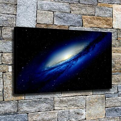 "12""x22""Galaxy clusters HD canvas home decor wall art paintings pictures photo"