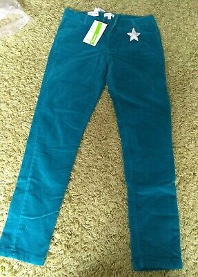 Vertbaudet Double Lined Girls skinny fit trousers 11/12 years