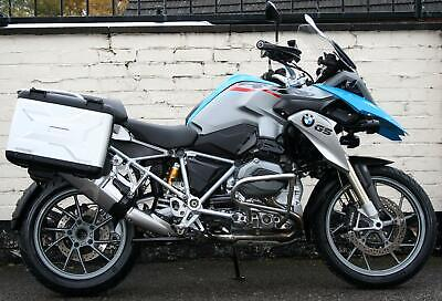 Bmw R1200 Gs Te Abs - In Stunning Condition Throughout