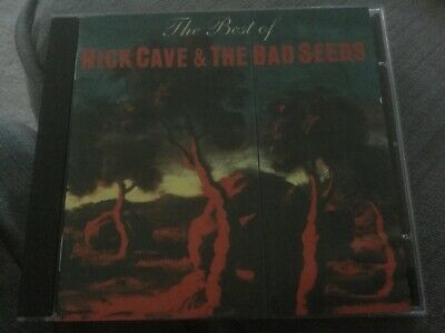 Nick Cave Best Of Cd Deanna Red Right Hand (Peaky) Tupelo Arms Mercy Roses Song
