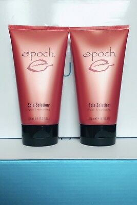 Nu Skin Epoch® Sole Solution® Foot Treatment 2 Tubes