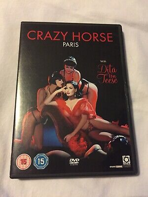 Crazy Horse, Paris, with Dita Von Teese [2009] (DVD) - Watched Once - Excellent