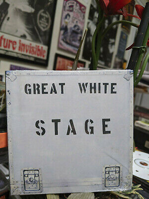 GREAT WHITE - STAGE CD 2 Disc Set Rock Me Once Bitten Sail Away Train To Nowhere