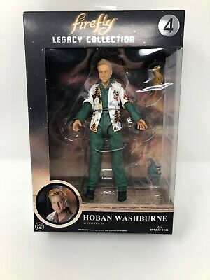 Funko Firefly Legacy Collection Hoban Washburne Action Figure New A11
