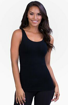 Belly Bandit Mother Tucker™ Scoopneck Black Small-The Ultimate Compression Tank!