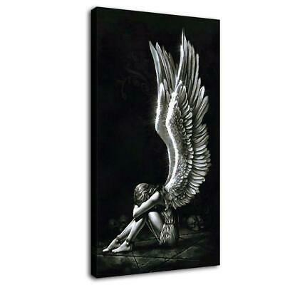 """16""""x26""""Sexy Angels HD Canvas prints Painting Home Decor Picture Room Wall art"""