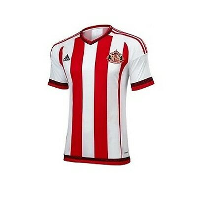 Sunderland 2015/16  Home Shirt Tags/Packet Large Boys