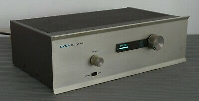 Vintage Dynaco FM-3 Tuner : Factory Wired/Excellent Working Condition!!!