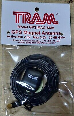 GPS Magnetic Antenna SMA connector