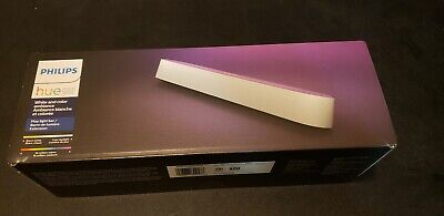 Philips - Hue Play White & Color Ambiance LED Bar Light Extension - White