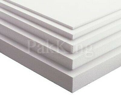 Any Size/Any Qty POLYSTYRENE FOAM SHEETS EPS 70 Expanded Sheeting Insulation
