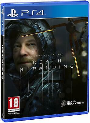 Death Stranding Playstation 4 - Copertina It E Audio Italiano - Videogioco Ps4