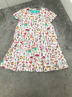 Girls oilily Dress age 7
