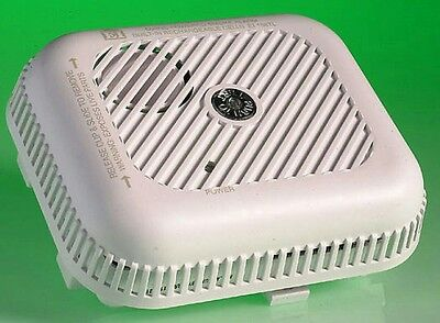EI Smoke Detector Alarm With Hush Button Function Battery Operated EI100SWX