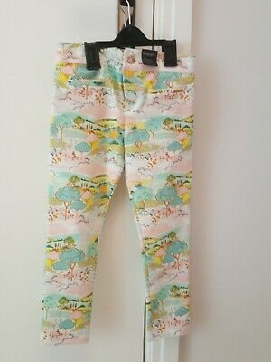 BNWT Autograph Girls Trousers Age 4 To 5 Years