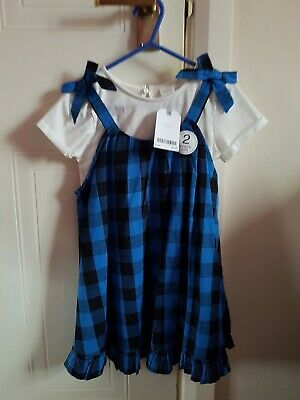 Next Girls 2 Piece Outfit Set 3-4yrs