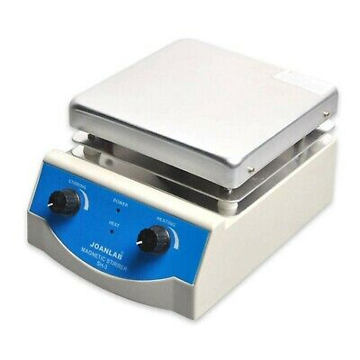 JoanLab Lab SH-3 Magnetic Stirrer Hot Plate, Stir Plate, Magnetic Mixer, 3,000ml