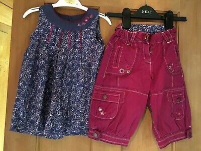 Girls Top & Trousers 3 Years