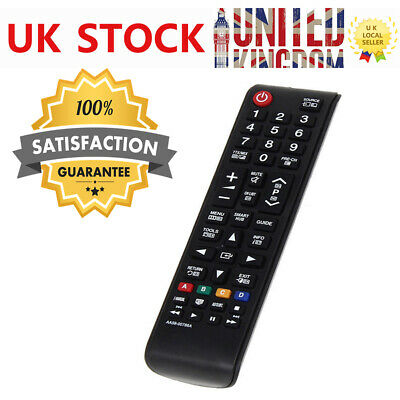 Universal Replacement Remote Control for Samsung Smart LED LCD HD TV