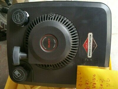 Briggs & Stratton 4 HP MAX Engine 110782-3173  A great classic lawnmower engine.
