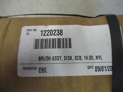 Tennant OEM 1220238 Brush 14""