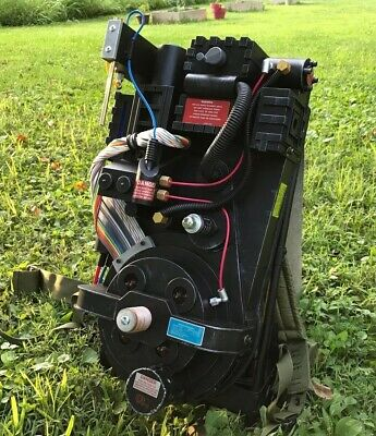 Spirit Halloween Proton Pack Lens Kit Power Cell Cyclotron Ghostbusters Mod