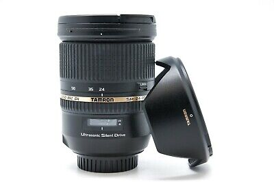 Tamron SP 24-70mm F/2.8 Di USD for Minolta/Sony A Mount Body - 002659