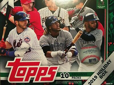 2019 Topps Holiday Complete Your Set Lot (10) Rookie, RC + U Pick 10 #HW1-200