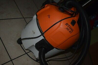stihl SE 61 vacuum wet&dry cleaner for work, home, office