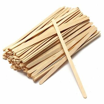 Wooden Stirrers for Tea and Coffee 140mm (Pack of 1000) Same Day Dispatch