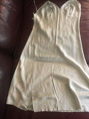 Antique Vintage Small Silk Slip