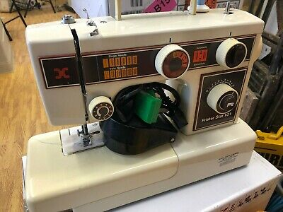 Frister + Rossman Frister Star Domestic Sewing Machine