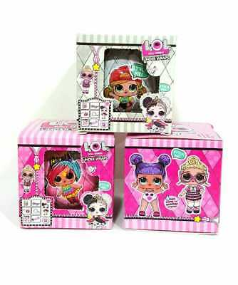 Girls Lol Surprise Doll Series Under Wraps Ball Kids Cute Toy Gift