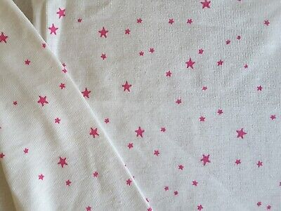 Mini Boden Girls Long John Pyjamas Pink Star Christmas 4 Years