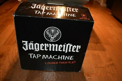Jägermeifte Tap Machine - BRAND NEW - OPEN BOX Model JEMUS - LIQUOR NOT INCLUDED