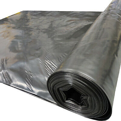 DAMP PROOF MEMBRANE DPM 4M WIDE VARIOUS LENGTHS 300Micron / 1200g BBA Approved