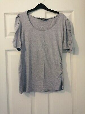 Lovely Ladies Size 14 New Look Maternity Top