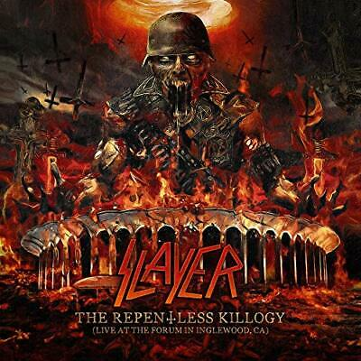 Slayer-Repentless Killogy (Live At The Forum In) Cd Nuovo