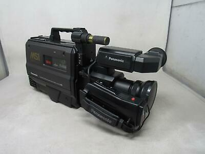 Vintage PANASONIC NV-MS1 Camcorder Untested RARE! Free Shipping!