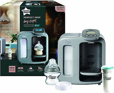 Tommee Tippee Closer To Nature Perfect Prep Machine White With Filter and Lid