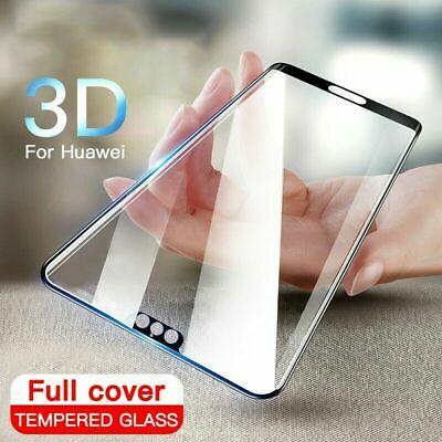 Full Cover Tempered Glass For Huawei P20 Pro P10 Lite Plus Honor 10 Protective