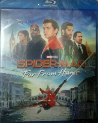 Spider-Man. Far from home (2019) Blu Ray