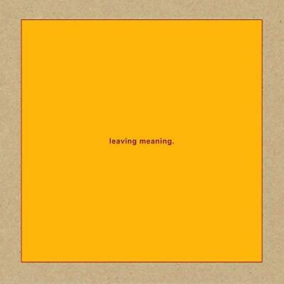 Swans-Leaving Meaning (US IMPORT) VINYL NEW