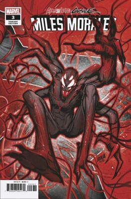 Marvel Comics Absolute Carnage Miles Morales #3 2019 NM C-Variant Spider-man