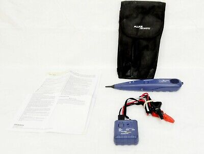 Fluke Networks Pro 3000 Tone Generator And Probe Kit With Case & Book 201901464